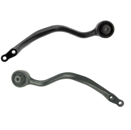 Pair Set of 2 Front Lower Rearward Control Arms Mevotech For Lexus GS300 GS400