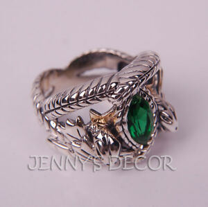 Lord Of The Rings Jewelry Aragorn S Ring Of Barahir 925