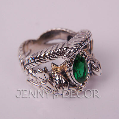 ARAGORN RING OF BARAHIR FINROD FELAGUND LOTR HOBBIT LORD OF THE RINGS /& GIFT BAG