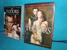 The Tudors Series -  COMPLETE Seasons 1 PAL REGION 4 / SEASON 2 NTSC R1