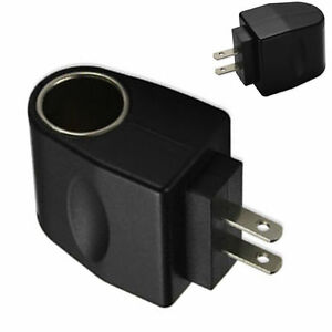 Image Is Loading 500mah Universal Ac Dc Adapter Car Charger To