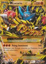 M Lucario EX Secret - XY:Poings Furieux-113/111 - Carte Pokemon Neuve Française