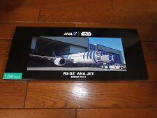 1/200 ANA STAR WARS R2-D2 B787-9 w/ GEARS 787 ALL NIPPON NH20092