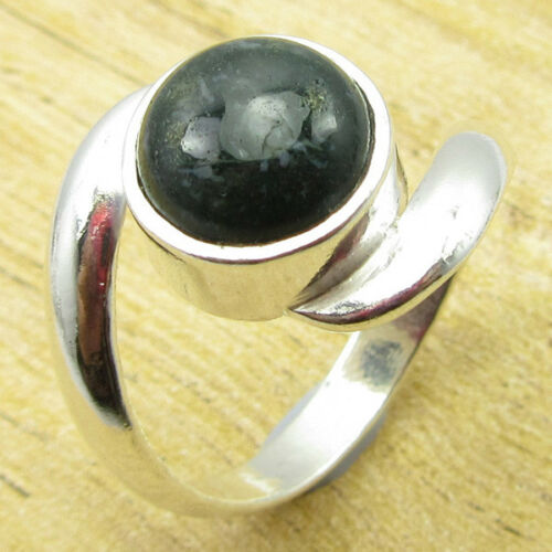 925 Silver Overlay MOOKAITE /& Other Gemstones FASHION Ring Jewelry Many Size