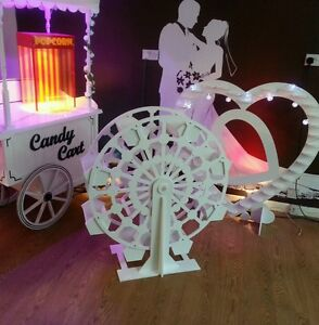 Image Is Loading Candy Cart Ferris Wheel Bar For