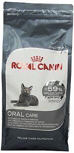Royal Canin Chat Nourriture Oral Soin 30 Sec Mélange 1.5kg