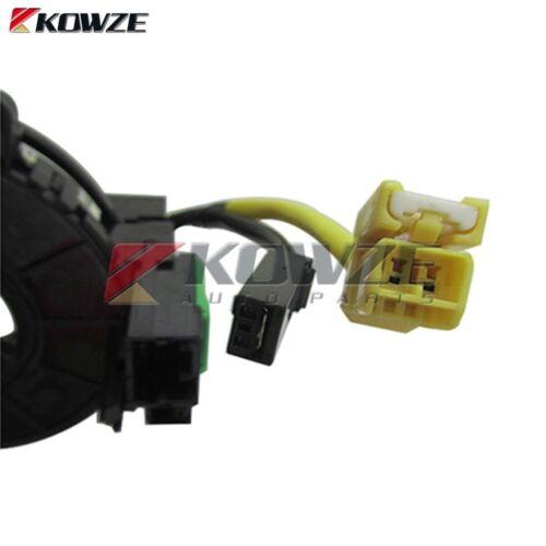 Airbag Clock Spring Spiral Cable for Mitsubishi Pajero Sport L200 Lancer Grandis