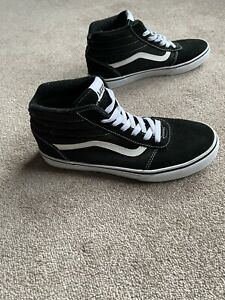 youth vans size 6