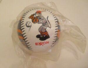 Vintage Promotional Exxon Tony the TIGER BASEBALL Collectible
