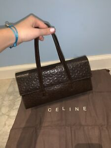 Shoulder Bag Brown Celine Brown Celine Nwym80PvnO