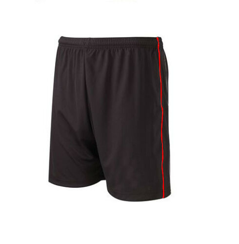 2XL Mens Football Shorts Jogging Running Gym Sports Breathable Fitness Size XS