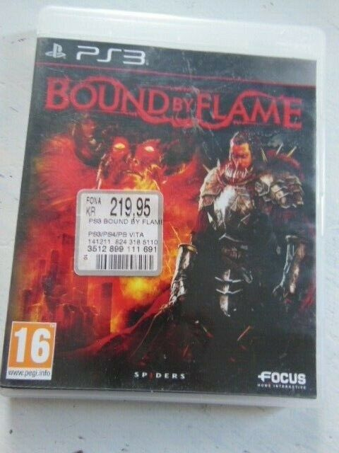 Bound by flame, PS3