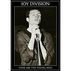 Joy Division - Here Are The Young Men POSTER 59x84cm NEW * Rock Band Ian Curtis