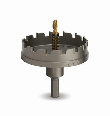 Starrett 36mm TCT Carbide Tipped Holesaw for Stainless Steel Wood Plastic