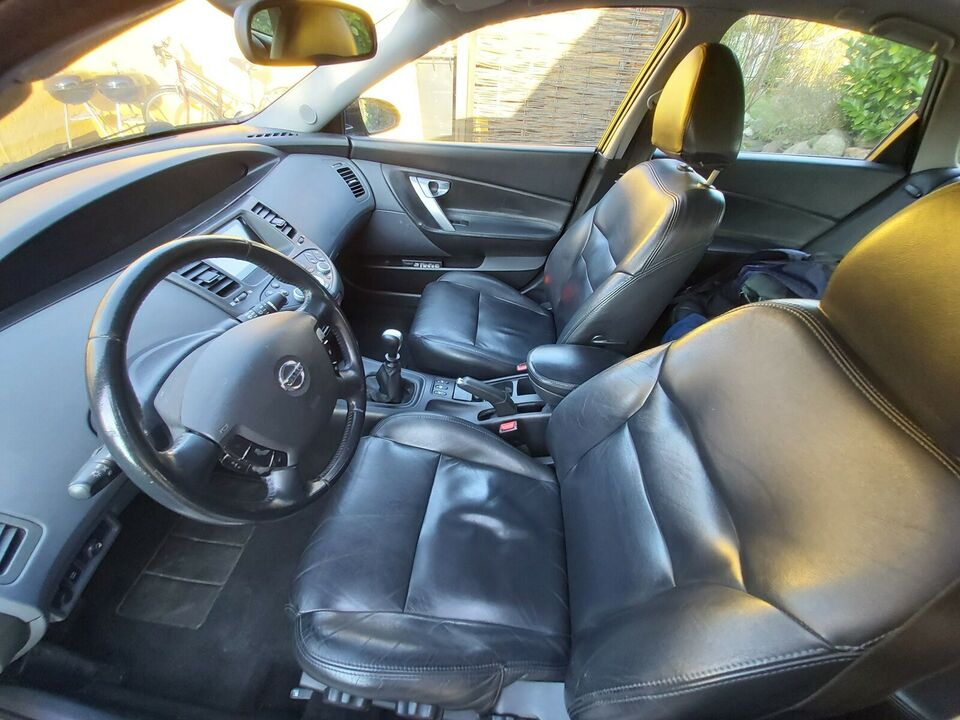 Nissan Primera, 2,0 Acenta stc., Benzin