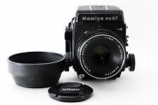 Mamiya RB67 Pro S Medium Format SLR Film Camera with 127mm Lens From Japan 035