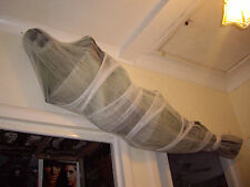Hanging Cocoon Man Halloween Figure prop decoration new realistic SCARY! cobwebs