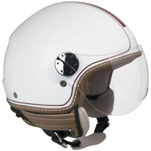 Casco Demi-Jet Open Face CGM 109V SANTA MONICA Per Moto e Scooter Omologato