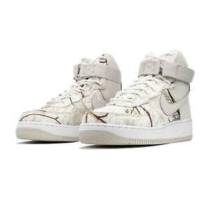 Nike Air Force 1 High 07 LV8 3 Realtree White Light Bone AO2410 100