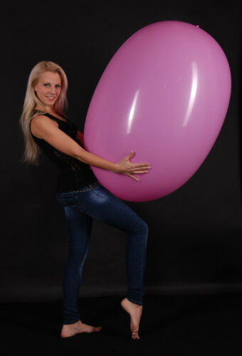 Ballon ** Looner Ei Zeppelin Luftballon 85x150cm ** Riesen RIFCO GL800 Riesen