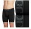 Men/'s Jockey 2-Pack Black Athletic RapidCool Stretch Boxer Briefs Underwear