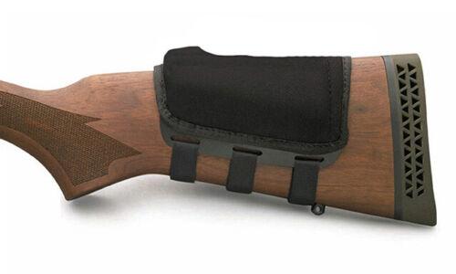 Black Wet Suit CheekRest by ITC Marksmanship Cheek Riser Rifle Cheek Pad