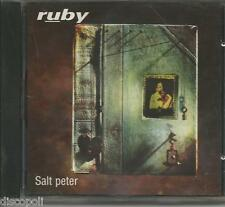 RUBY - Salt pepper - CD 1995 MINT CONDITION