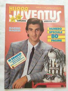 HURRA-039-JUVENTUS-N-10-OTTOBRE-1987-MARINO-MAGRIN-LA-VALLETTA-COPPA-UEFA