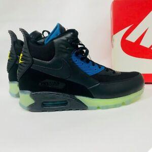 Nike-Air-Max-90-SneakerBoot-ICE-684722-001-Size9-11-100-Original