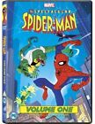 The Spectacular Spider Man Volume 1 DVD UK Animated Series Region 2