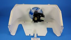 2162404 Wp2182120 Whirlpool Refrigerator Evaporator Motor W/bracket; D6-3