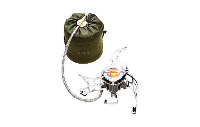 Trakker Armolife CG-3 Poêle à gaz alimenté Pêche à La Carpe