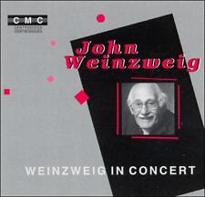 Weinzweig In Concert, New Music