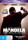 Mandela - Long Walk To Freedom (DVD, 2014)