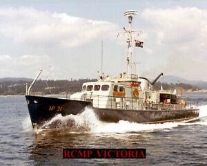 RCMP-PATROL-VESSEL-VICTORIA-MP-31-PHOTOGRAPH-WITH-BONUS-STATS-SHEET