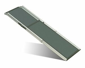 Solvit Deluxe Xl Extra Long Telescoping Dog Pet Ramp 48