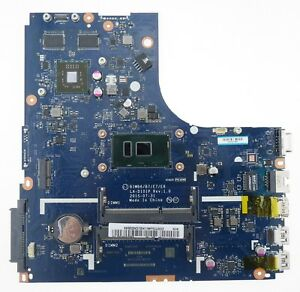 Lenovo-B51-80-B51-80-Mainboard-BIWB6-B7-E7-E8-LA-D101P-i5-6200U-Radeon-R5-M330