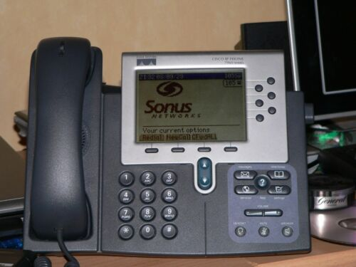 CISCO IP Business Phone CP7960G Excellent Condition