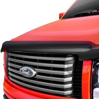 Lund 18747 Interceptor Smoke Hood Shield for 2016-2018 Chevrolet Silverado 1500
