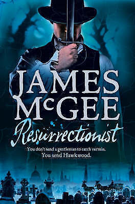 1 of 1 - Resurrectionist by James McGee (Paperback) New Book