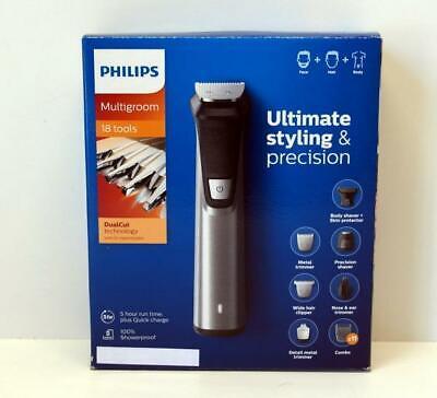 Philips MG777015 Multigroom Set Series 7000 mit 18 Aufsätzen | eBay