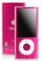 Macally Clear Icecase Hard Cover Screen Saver For Apple Ipod Nano 5 5th Gen on Sale