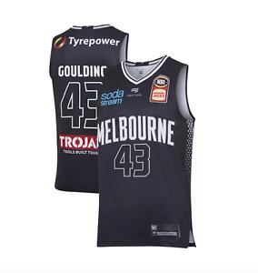 Chris Goulding Melbourne United Home NBL Jersey
