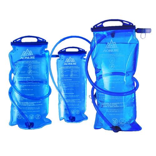 AONIJIE SD12 1L/1.5L/2L/3L Foldable Hydration Bladder Water Bag For Sport