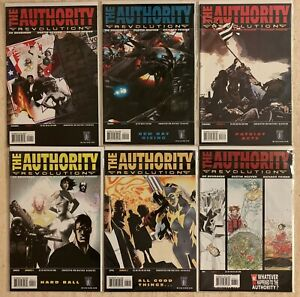 THE-AUTHORITY-REVOLUTION-1-12-THE-AUTHORITY-MORE-KEV-1-4-16-TOTAL-VF-NM