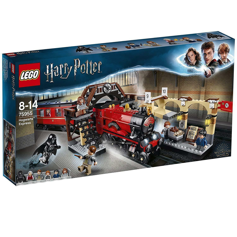 Lego ® Harry Potter 75955 Poudlard Express-Nouveau Neuf dans sa boîte