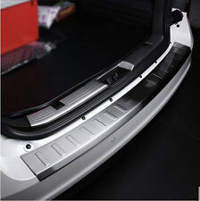 Rear Bumper Protector Guard Sill Plate Cover Trim Fits For Ford Edge 2007-2014 #