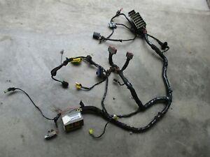 2001 jeep wrangler tj under dash main wiring harness #56009509am -ships  fast! | ebay  ebay