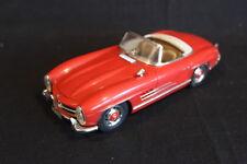 (?) Mercedes-Benz 300 SL Roadster 1:24 Red (Built Kit) (JS)