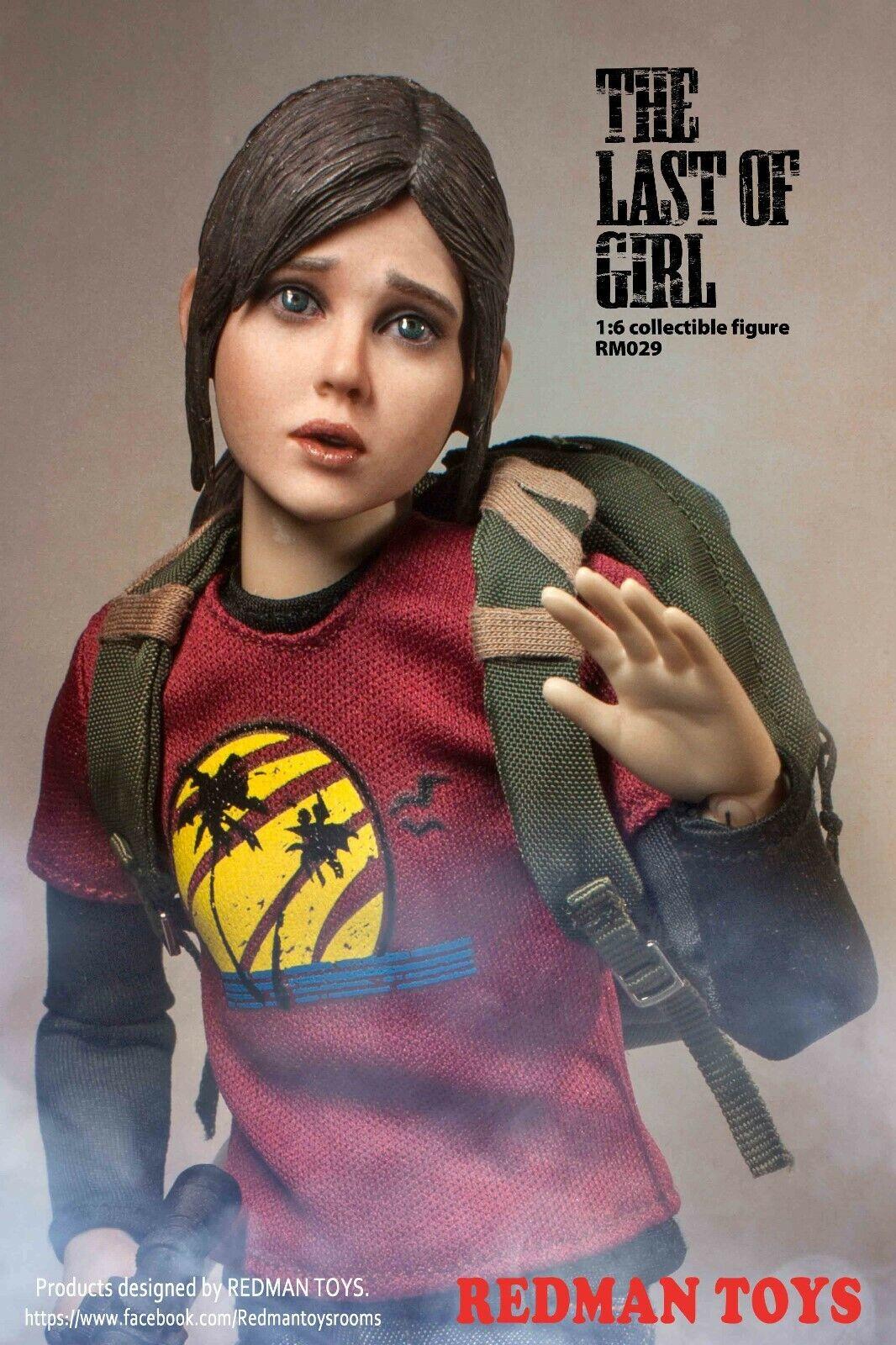 Rossouomo The Last of Girl 1  6 scatolaed cifra RMT-029  prima i clienti